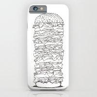 Giant Burger iPhone 6 Slim Case
