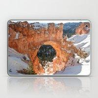 Natural Bridge - Bryce Canyon Laptop & iPad Skin