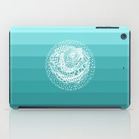 Flying Rose iPad Case