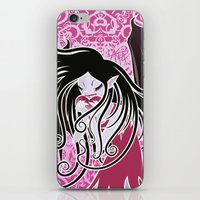 Eat Your Heart Out iPhone & iPod Skin