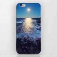 Cove of Moonlight iPhone & iPod Skin