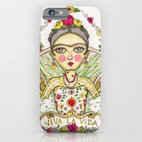 Frida Kahlo Viva la Vida iPhone 6 Slim Case