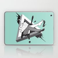 Lady Bunny Laptop & iPad Skin