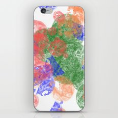 The Bubbles iPhone & iPod Skin