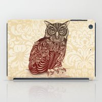 Most Ornate Owl iPad Case