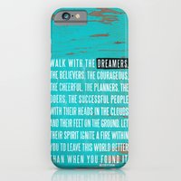 Walk with the Dreamers iPhone 6 Slim Case