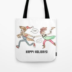 Happy Wholidays! Tote Bag