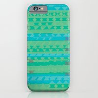 iPhone & iPod Case featuring Summertime Green by The Velvet Owl Design Studio
