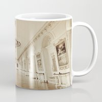 Dreaming of Grand Trianon, Versailles.  Mug
