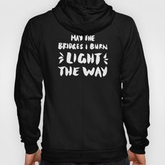 Burned Bridges – Black… Hoody