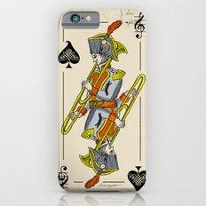musical poker / trombone Slim Case iPhone 6s