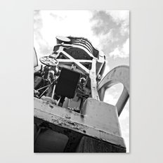 Some huge contraption.  Canvas Print