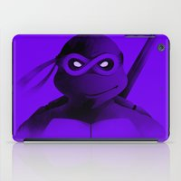 Donatello Forever iPad Case