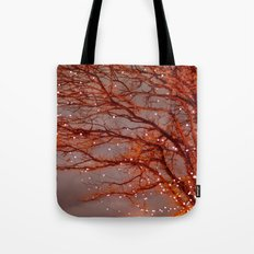 Magical In Red Tote Bag