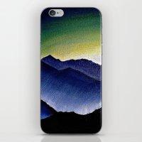 Mountain Landscape At Du… iPhone & iPod Skin