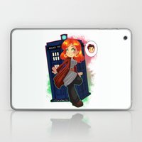 Doctor Donna  Laptop & iPad Skin