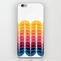 Metamorphosis Pattern iPhone & iPod Skin