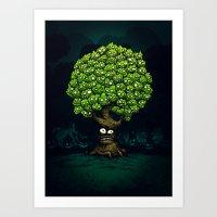 HappyTreeFriends Art Print