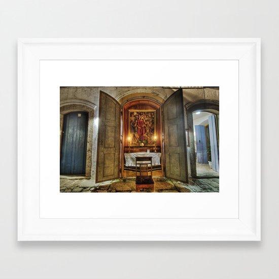 Easter Prayer Framed Art Print