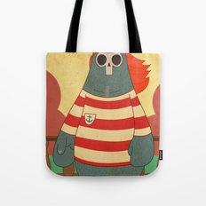 King of Pirates Tote Bag
