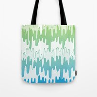 Trippy Drippys Tote Bag
