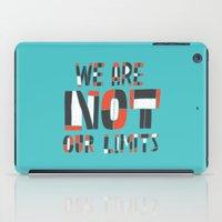 No Limit iPad Case