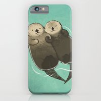 Significant Otters - Ott… iPhone 6 Slim Case