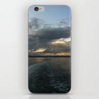 Looking Back iPhone & iPod Skin