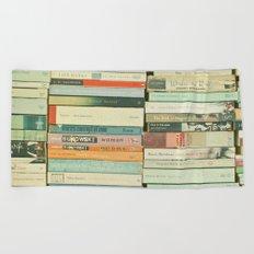 Bookworm Beach Towel