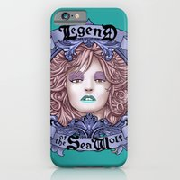 Legend of the Sea Wolf (alt-colour) iPhone 6 Slim Case