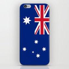 Flag Of Australia - Auth… iPhone & iPod Skin