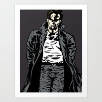 Brooding Art Print