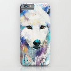 Arctic Wolf iPhone 6 Slim Case