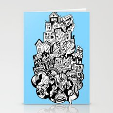 InSearch City Stationery Cards