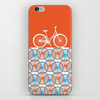 I Want To Ride My Bicycl… iPhone & iPod Skin