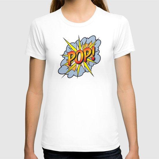 POP Art Exclamation T-shirt