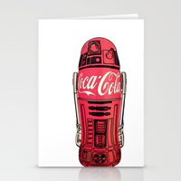 R2 Cola Stationery Cards