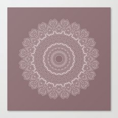 Thousands and One Nights Mandala in 3D Canvas Print