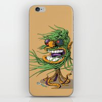 Hey Mr. Spaceman! iPhone & iPod Skin