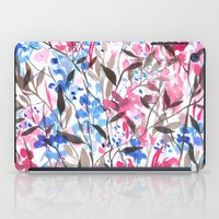 Wandering Wildflowers Pi… iPad Case
