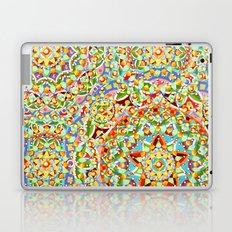Rainbow Candy Trinkets Laptop & iPad Skin