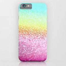 UNICORN GLITTER iPhone 6 Slim Case