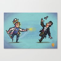 #41 - Police Quest Canvas Print