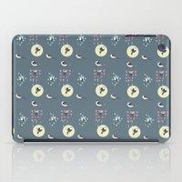 Birds And Dots iPad Case