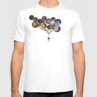T-shirt featuring A Cosmic Incident by Efi Tolia