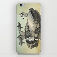 Lost, Searching For The … iPhone & iPod Skin