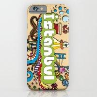 iPhone & iPod Case featuring Hilarioustanbul (: by Duru Eksioglu