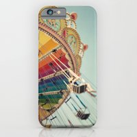 iPhone & iPod Case featuring Sky High  by Laura Ruth