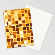 No074 My saturday night fever minimal movie poster Stationery Cards