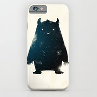 iPhone Cases featuring Mr. Cosmos (Color Version) by Zach Terrell